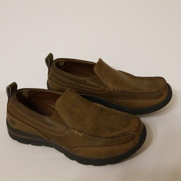 Skechers Shoes   Skechers Loafers Mens